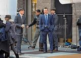 Adjustment Bureau BTS